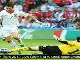 watch uefa football euro 2012 semi final Germany vs Italy stream online