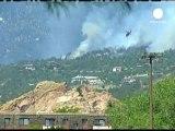 Colorado sufre los peores incendios de la década