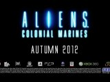 """ALIENS: COLONIAL MARINES """"Contact"""" Trailer"""