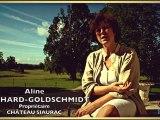 Le vin au féminin en Gironde - Aline Guichard-Goldschmidt, Château Siaurac