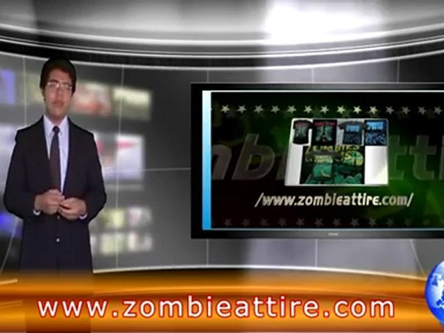 Zombie Attacks Real 'CDC'