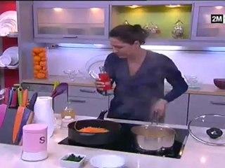 Recettes à Base De Souris D'Agneaux Et Légumes