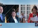 Ségolène Royal annonce sa défaite avant 20 heures