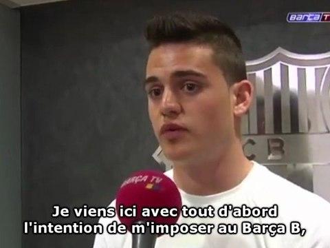 Le Barça tient sa première recrue !