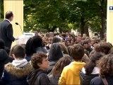 Hollande - Discours Jules Ferry