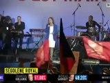 Ségolène Royal : son discours à la Bastille