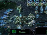 Stalin's Starcraft II Viewer Battle Report #2 (1/3) (2 vs 2 Twilight Fortress)