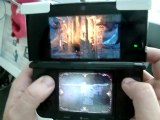 Castlevania: Lords of Shadow - Mirror of Fate - off-screen gameplay