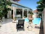 Location d'une  villa créole avec piscine pour 14 personnes - Trinité, Martinique