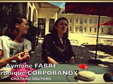 Le vin au féminin en Gironde - Aymone Fabre & Véronique Corporandy, Château Soutard