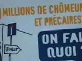 10 millions de chômeurs et précaires : on fait quoi ? Partie 1