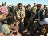 ثوار ليبيا يواصلون تقدمهم في بني وليد وسرت