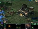 Stalin's Starcraft II Battle Report #21 (1/2) (1 vs 1 Steppes of War)