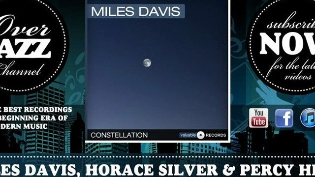 Miles Davis, Horace Silver & Percy Heath - Old Devil Moon (1954)