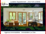 Location Appartement JOUY EN JOSAS 78350 - 65 m2