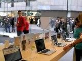 Apple Retail Store München / Munich - Preview 04.12.2008