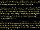 DÉCÈS AU CHU DE DIJON – JUILLET 1980 : MENSONGES ET NON DIT