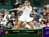 Wimbledon kobiet. Są niespodzianki