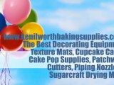 The Best Baking & Cake Equipment Online. Affordable Baking & Cake Supplies Online.