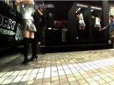 新宿ステーションスクエア AXEイベント盗撮の瞬間