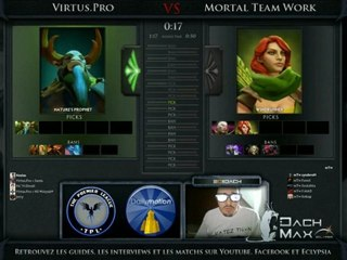 mTw vs Virtus Pro - French