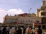 Syria فري برس  درعا حوران إنخل  دمار نتجة المجزرة 27 6 2012 ج6 Daraa