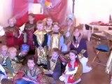 Himmelswerkstatt 2009 am Münchner Christkindlmarkt eröffnet
