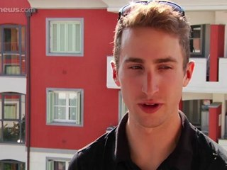 Taylor Phinney on Team Sky at 2012 Tour de France