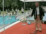 Wiedereröffnung Schyrenbad München 2007 durch Münchens OB Christian Ude (Archiv)