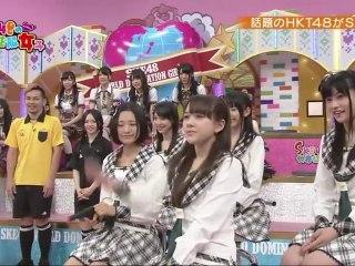 SKEの世界征服女子 「SKE vs HKT 前編」 ep37 2012.06.27