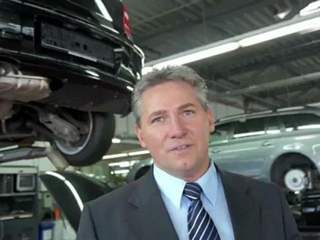 BMW Servicebereich @ BMW Niederlassung München Fröttmaning