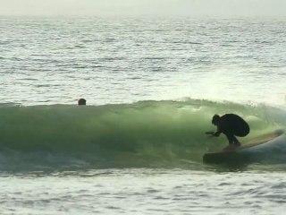 Trip surf longboard en Tasmanie avec Jack Linch
