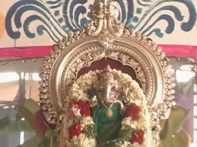 GANESH STOTHARAM-Suklambbadharam (sanskrit Devotional)