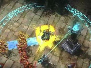 Guardianes de la Tierra Media - Tráiler gameplay