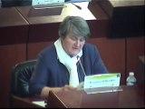 27-06-2012 Discours de politique générale de Bernadette Malgorn lors de l'ouverture de la session des 27, 28 et 29 juin 2012