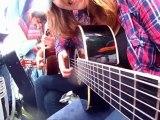 1000 guitaristes jouent Jeux interdits !