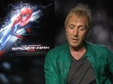 The Amazing Spider-Man Interview with Rhys Ifans