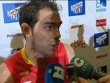 La selección española empieza su preparación para los Juegos Olímpicos