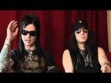 Interview Murderdolls - Joey Jordison and Wednesday 13 (part 5)