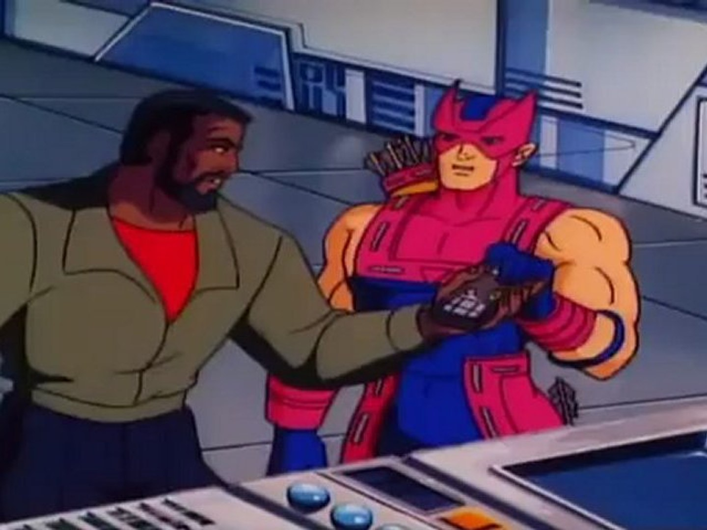 Iron Man La Serie Animada Capitulo 01 Audio Latino