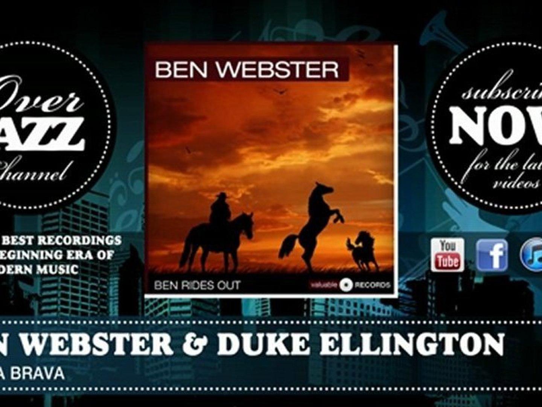 Ben Webster & Duke Ellington - Conga Brava (1940)