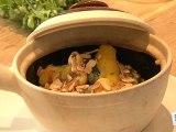 Cuisine : Tajine de poulet aux oignons et citrons confits