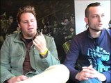 Interview 36 Crazyfists - Brock Lindow and Steve Holt (part 2)