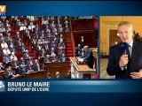 """Discours d'Ayrault : un """"discours fleuve qui a la force d'un ruisseau"""" pour Le Maire"""