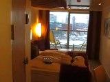 AIDAblu Hamburg Hafen AIDA kreuzfahrten AIDAblue Spa Balkonkabine BS Fotos Bilder Clubschiff