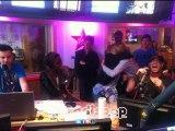 Pascal Obispo - Live - Tombé pour elle - Cyril hannouna - Page Facebook P@radispOp