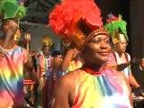 Lancement du carnaval de Flic en Flac 2012