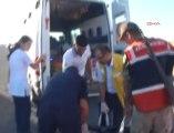 Hilvan'da İki Kazada 1 Kişi Öldü, 4 Kişi Yaralandı