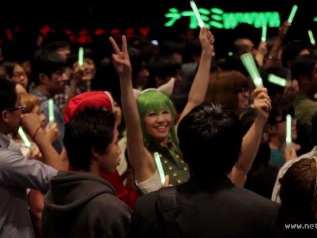 GUMI誕生祭2012 in nicofarre [VOCALOID LIVE]