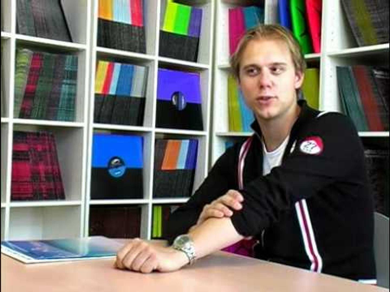Interview Armin van Buuren (deel 5)